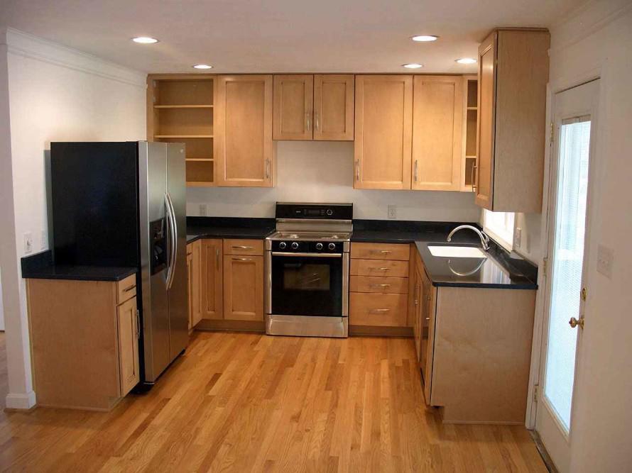 L ebenisterie danny ferron batit une cuisine ou salle de for Cuisine simple et moderne